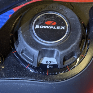 What Is A kettlebell - BowFlex Adjustable Knob BFX SELECTTECH KETTLEBELL 840